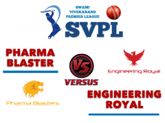 SVPL Cricket Match